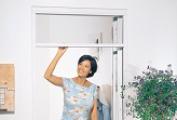 <h5>Fenster- Rollo / Bildquelle: Neher </h5>