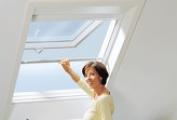 <h5>Dachfenster Rollo / Bildquelle: Neher </h5>