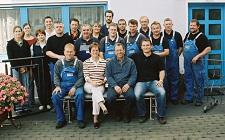 Wulf und Berger Team
