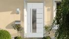 Haustüren mit Glaselementen, Wulf und Berger