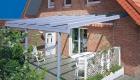 Luftige Weinor Terrassendächer von Wulf und Berger, Büttelborn