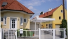 Villa Hoftor Zaun Carport Haustür