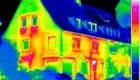 Wärmedämmung mit Fenstern
