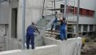 Handwerkliche Leistung für Industriebau von Wulf und Berger, Büttelborn
