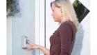 Elektronisch gesicherte Türen
