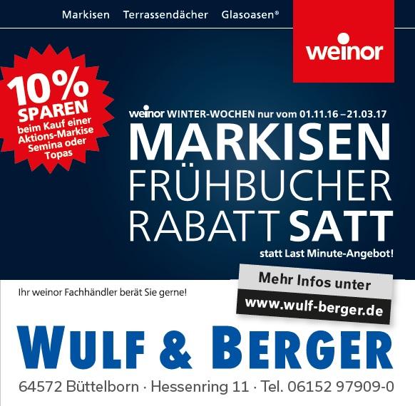 Weinor Markisen Sommer: Funksteuerung im Wert von 248.-- jetzt gratis!