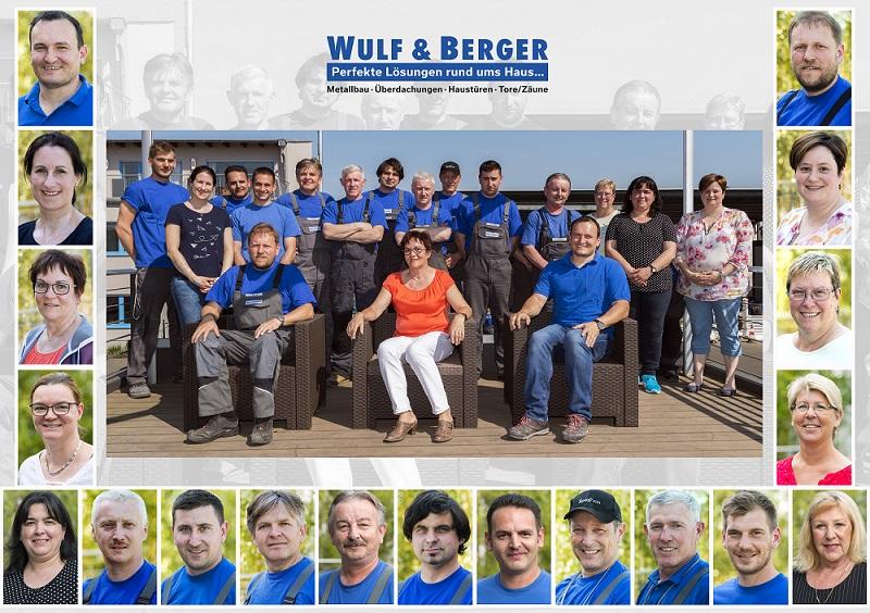 Team Wulf und Berger, Irma, Jürgen und Thilo Berger